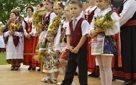 Święto plonów w gminie Moszczenica