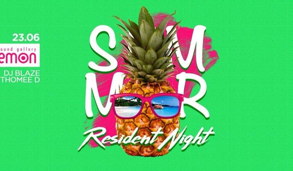 Film do artykułu: Radom. Lemon Sound Gallery zaprasza na Summer Resident Night i shoty