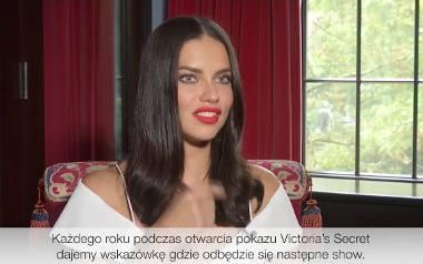 Modelka zdradza szczegóły wyczekiwanego pokazu Victoria's Secret