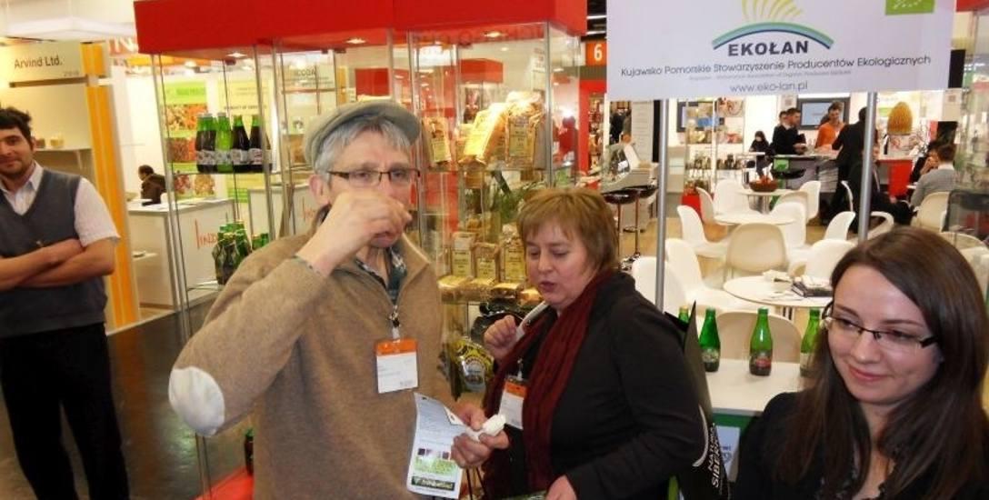 Polska żywność ekologiczna jest promowana m.in. podczas targów w Norymberdze. I jest bardzo doceniana przez konsumentów z różnych części świata