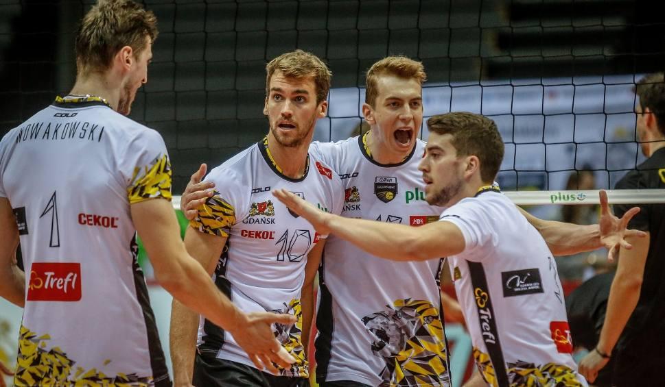 Film do artykułu: Trefl Gdańsk zdobył dwa punkty. Po tie-breaku pokonał zespół Jastrzębskiego Węgla