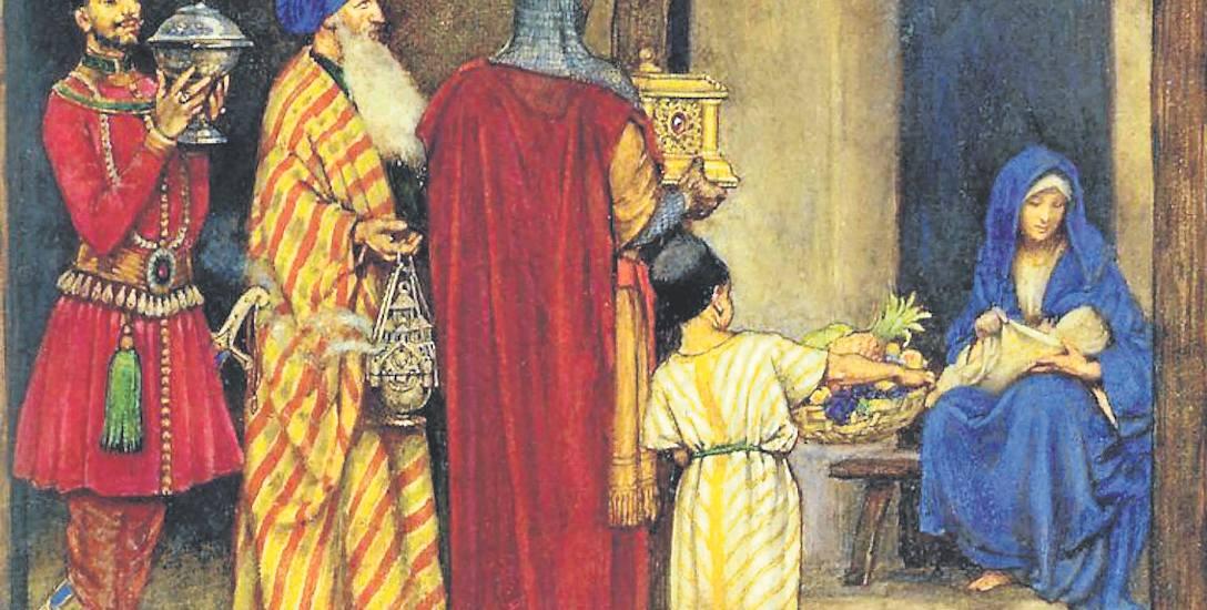 Jak z mędrców zostali królami