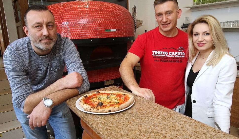 Film do artykułu: Nowy pięć, nowa receptura pizzy i odświeżone menu na wiosnę w kieleckim Rozmarynie (WIDEO)