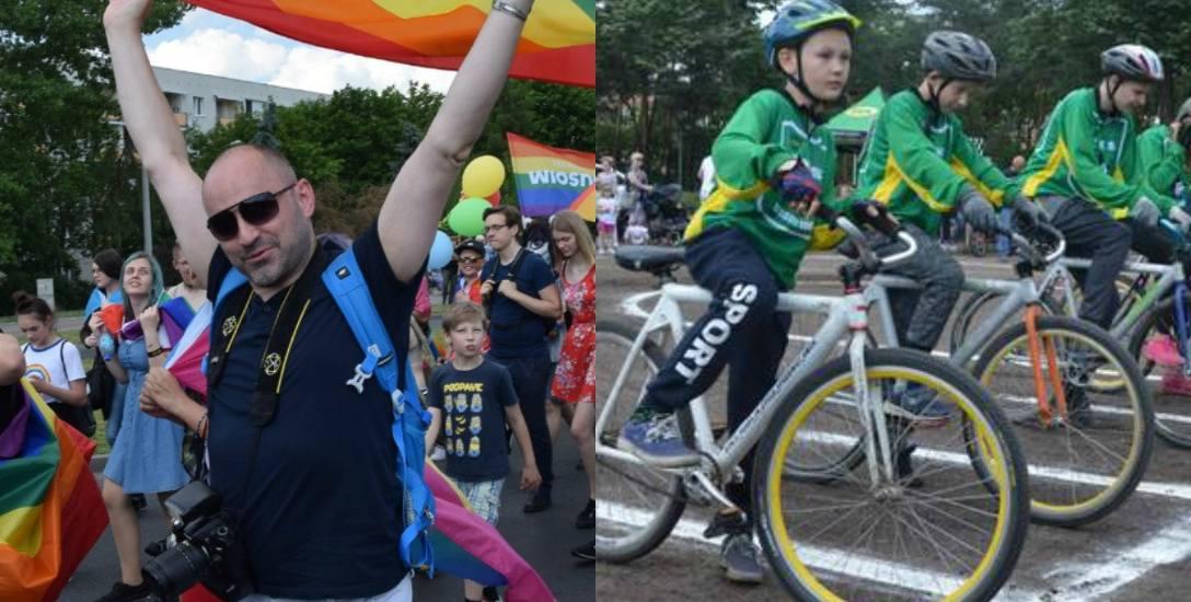 ZIELONA GÓRA. W Dzień Dziecka w mieście odbył się Marsz Równości oraz piknik Sport to Zdrowie. Te imprezy to dwa odmienne światy?