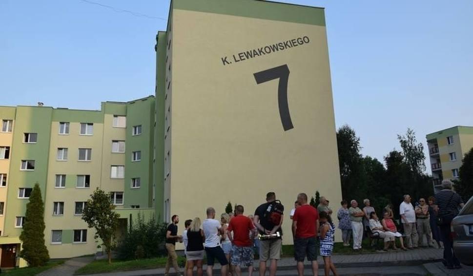Film do artykułu: Wieżowiec przy Lewakowskiego w Rzeszowie.  Deweloper chce spotkania z sąsiadami