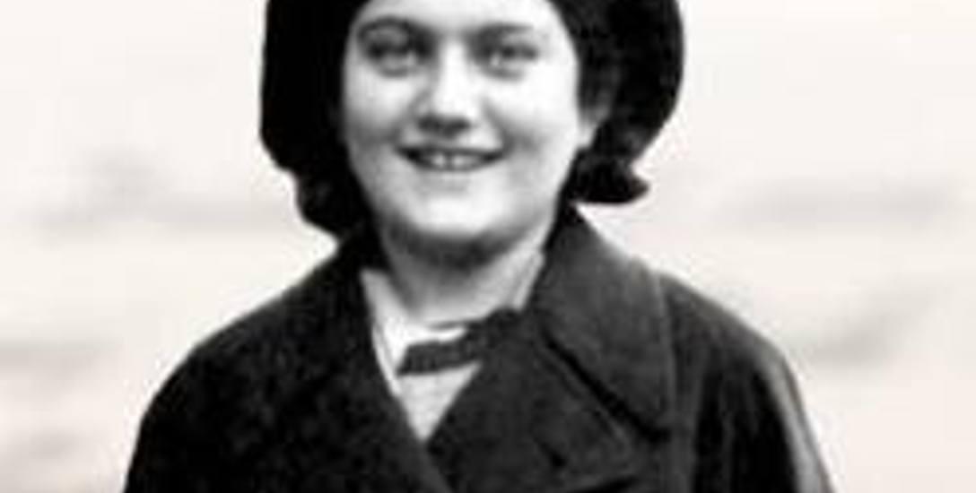 Renia Spiegel w wieku 15 lat. Właśnie wtedy zaczęła pisać pamiętnik, któremu powierzyła swoje sekrety
