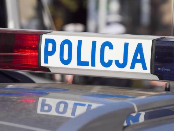 06.10.2011 walbrzych policja logo kogut sygnal swietlny symbol znak dariusz gdesz / polskapresse gazeta wroclawska