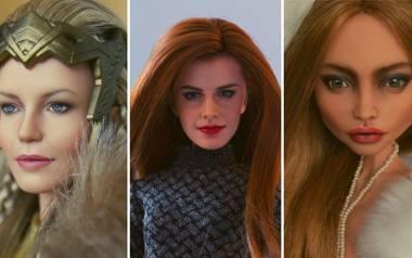 Od lat dyskutuje się o tym, że lalki budują wizerunek idealnej kobiety, choć jest on całkowicie nierealistyczny. W tym kontekście ciekawostką są prace