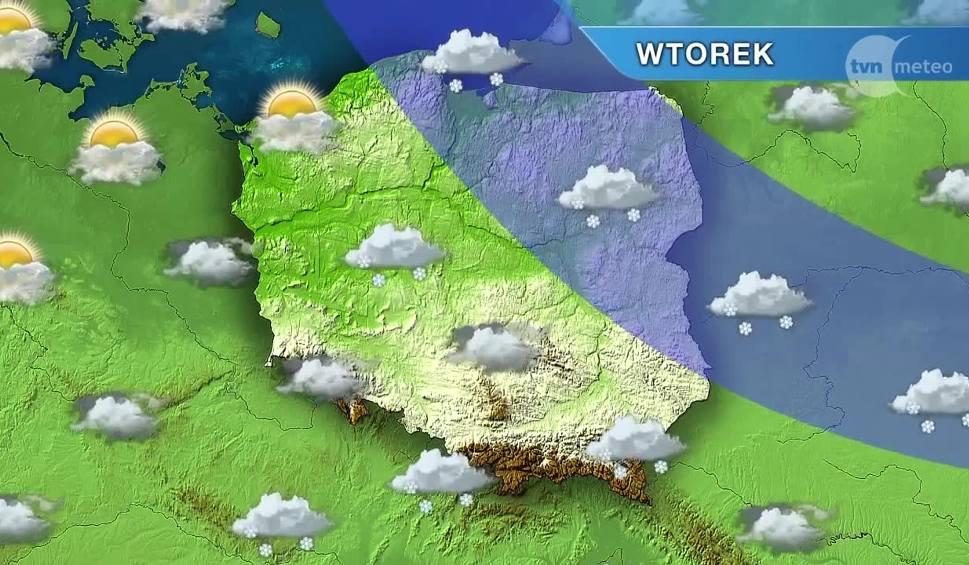 Film do artykułu: Pogoda w Opolu i na Opolszczyźnie. Nadchodzą mroźne dni