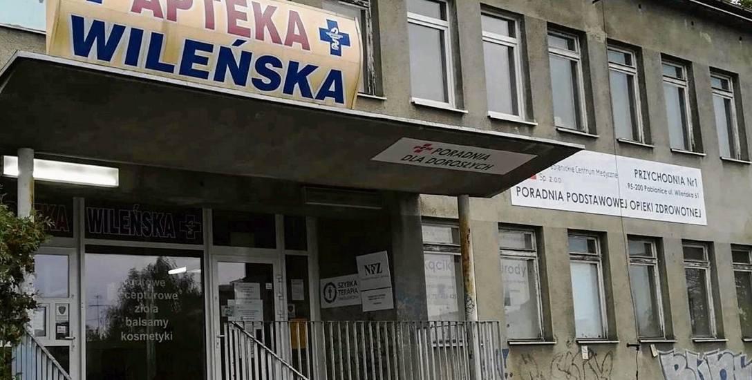 Ze względu na zły stan budynku, przychodnia przy ul. Wileńskiej musi zostać przeniesiona.