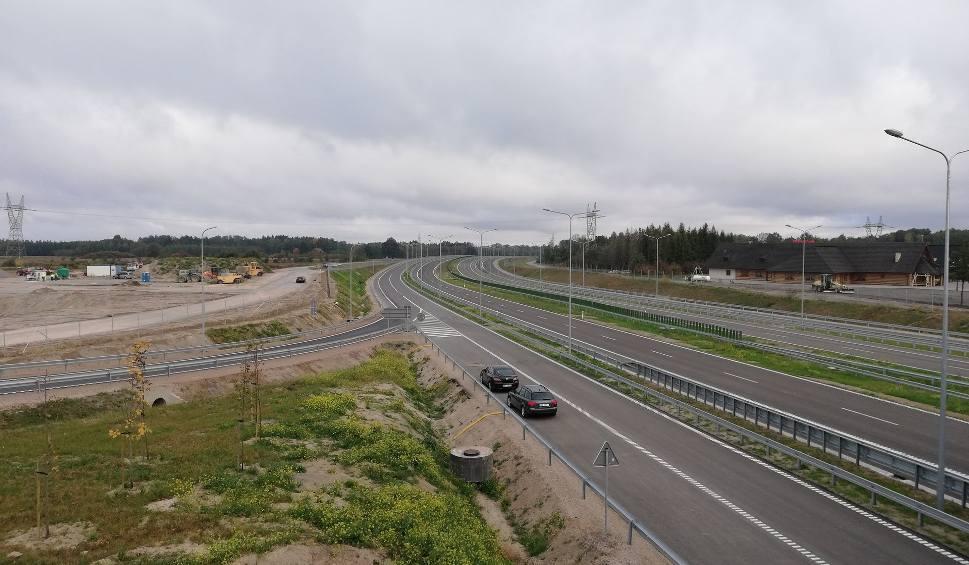 Film do artykułu: W piątek otwarcie zachodniej obwodnicy Radomia. Przyjedzie minister infrastruktury
