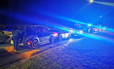 W poniedziałkowy wieczór doszło do wypadku na ulicy Kamiennej w Bydgoszczy. Czytaj więcej o wypadku na kolejnych slajdach ---->