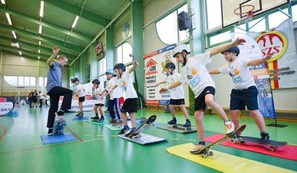 Film do artykułu: Poczuj sportowe emocje na zajęciach SKS