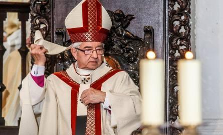 Abp Sławoj Leszek Głódź: Jestem atakowany, moje życie jest zagrożone. Protestujący świeccy jadą do nuncjusza