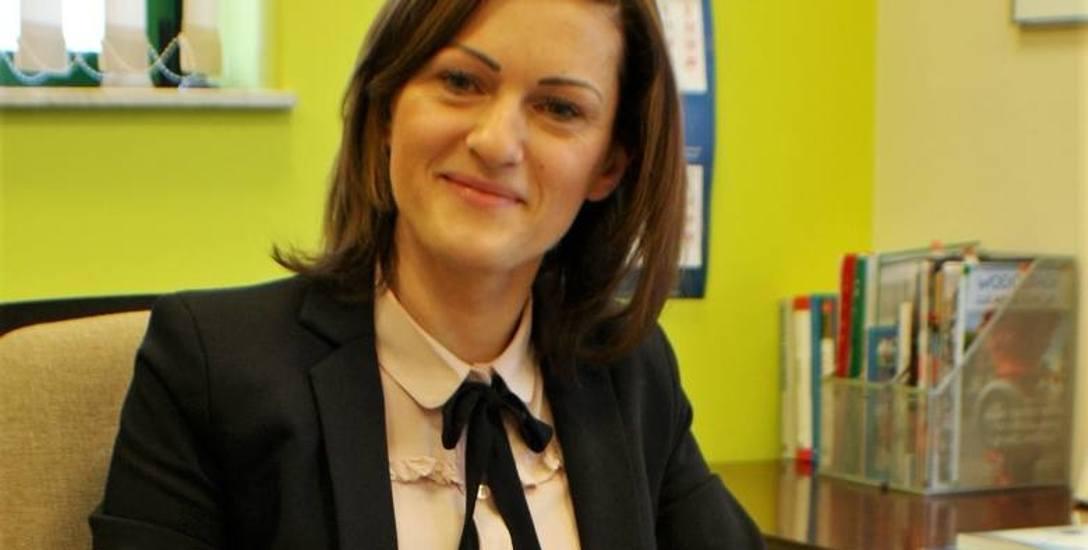 Agata Świderska-Ostapiak, prezes MZGK szczegóły prac przedstawiła w materiałach dla radnych