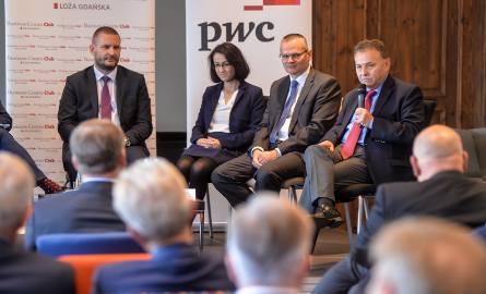 Czy euro jest potrzebne polskiej gospodarce - debata zorganizowana przez Lożę Gdańską BCC