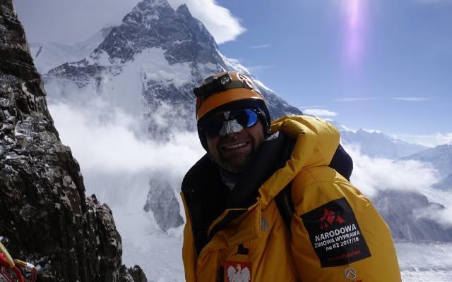 Rafał Fronia: Na K2 popełniliśmy błędy. Dziś się na nich uczymy. Wrócimy tam!