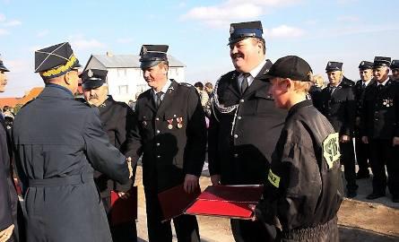 Listami uznania zostali uhonorowani Tadeusz Juraszewski, Jacek Szweda oraz Eligiusz Krzyżalewski.