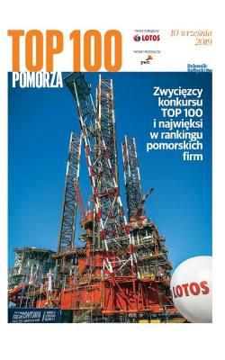 TOP 100 Pomorza 2019, wyjątkowa edycja rankingu firm regionu już 10 września wraz z