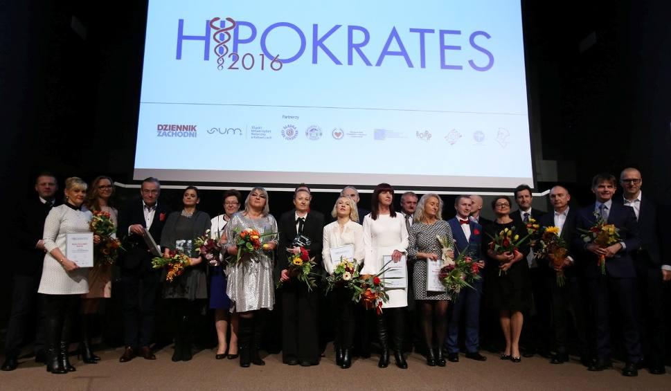 Film do artykułu: Plebiscyt Hipokrates 2016: prof. Marian Zembala z honorowym tytułem Hipokratesa 2016