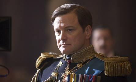 """""""Jak zostać królem""""Nagrodzony czterema Oscarami dramat historyczny, w którym główną rolę zagrał znakomity Colin Firth jako król Jerzy"""