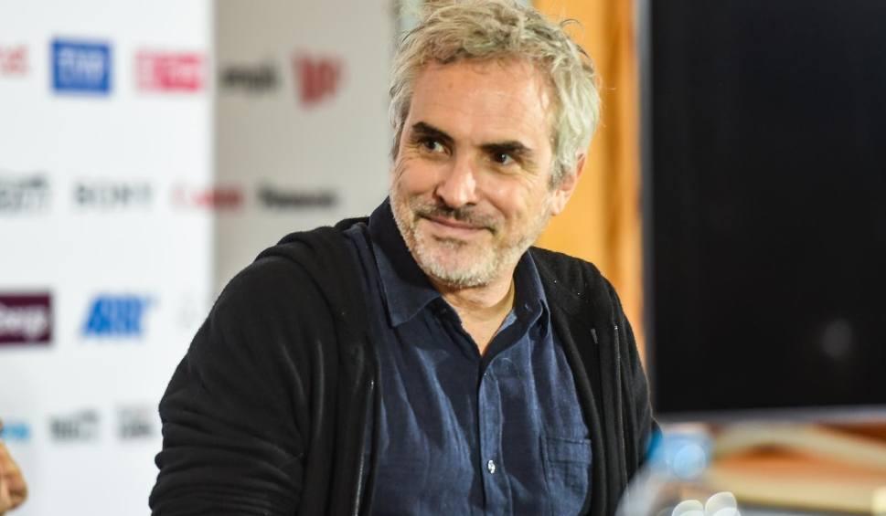 Film do artykułu: Dwukrotny zdobywca Oscara w Bydgoszczy. Alfonso Cuarón przyjechał na EnergaCamerimage [zdjęcia]