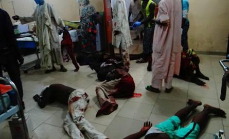 Nigeria: Trzy kobiety wysadziły się w powietrze. Nie żyje co najmniej 27 osób