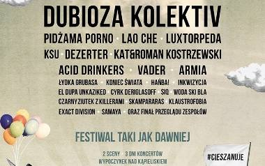 Cieszanów Rock Festiwal 2019 - line-up