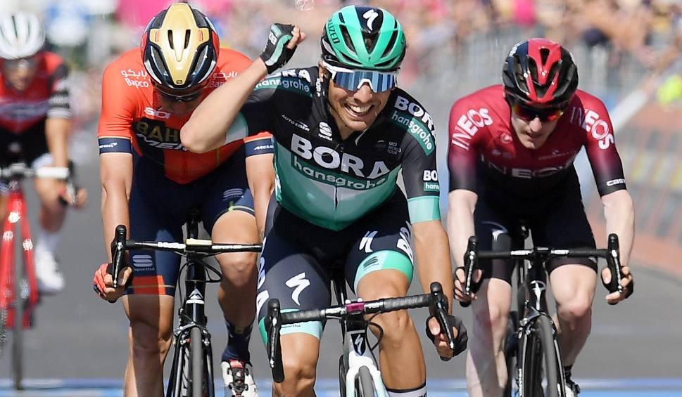 Film do artykułu: Cesare Benedetti, kibic Piasta Gliwice, wygrał 12. etap Giro d'Italia