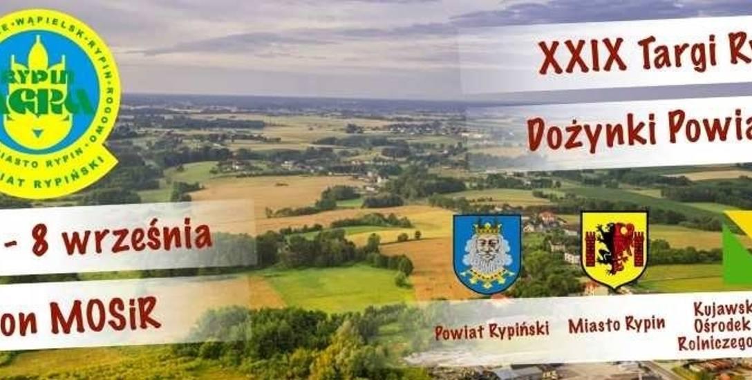 Agra 2019 już w najbliższy weekend w Rypinie [szczegółowy program]