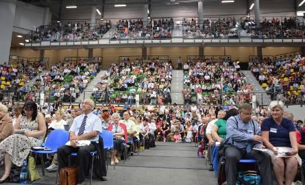 Kongres Świadków Jehowy w Zielonej Górze.