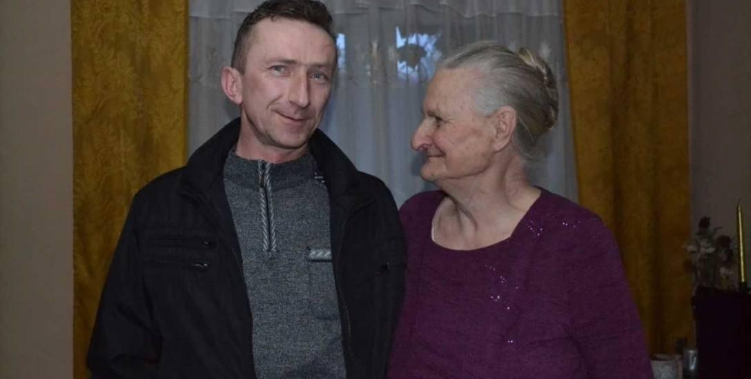 Pan Krzysztof uważa, że Eugenia Rychert to osoba wyjątkowa, których dziś próżno już szukać