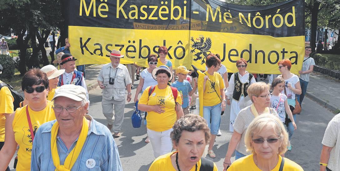 Kaszubi chcą zmiany nazwy województwa
