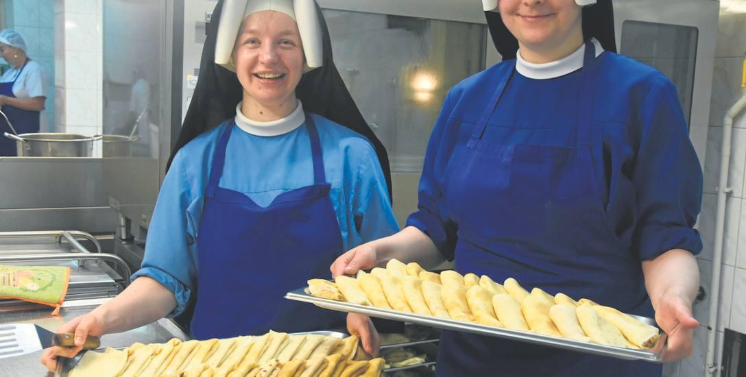 W zakonnej kuchni siostry Faustyny