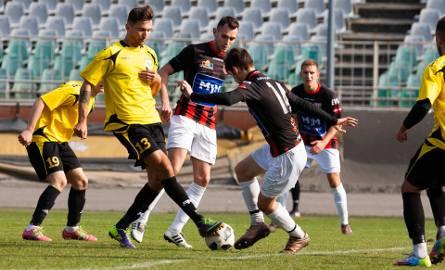 W meczu 12. kolejki IV ligi (grupa kujawsko-pomorska) KP Polonia Bydgoszcz miała okazję przełamać się na własnym boisku i odbić od dna tabeli.Biało-czerwoni
