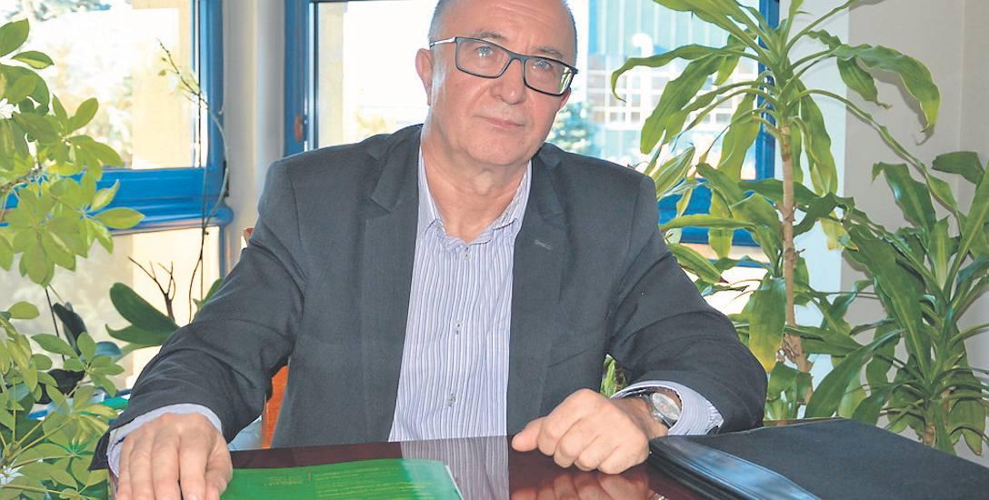 Prezes Jan Woźniak deklaruje wolę kompromisu z mieszkańcami segmentów