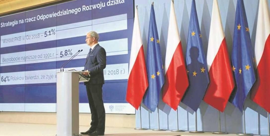 Minister Jerzy Kwieciński twierdzi, że województwa muszą przyspieszyć realizację programów unijnych