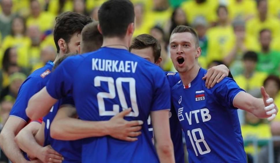 Film do artykułu: Hit transferowy w Cerradzie Czarnych Radom! Mistrz Europy, Maksim Żygałow, nowym atakującym radomskiego klubu!