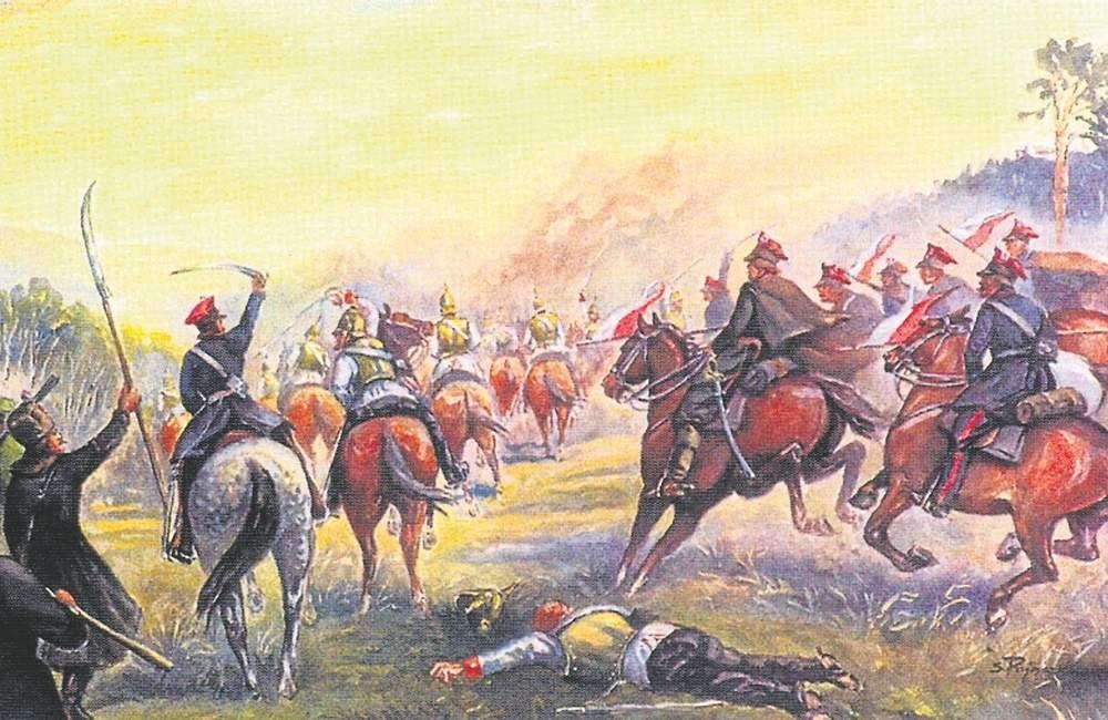 Zanim Wiosna Ludów przyszła do Krakowa, 15 marca 1848 roku rozpoczęło się powstanie na Węgrzech