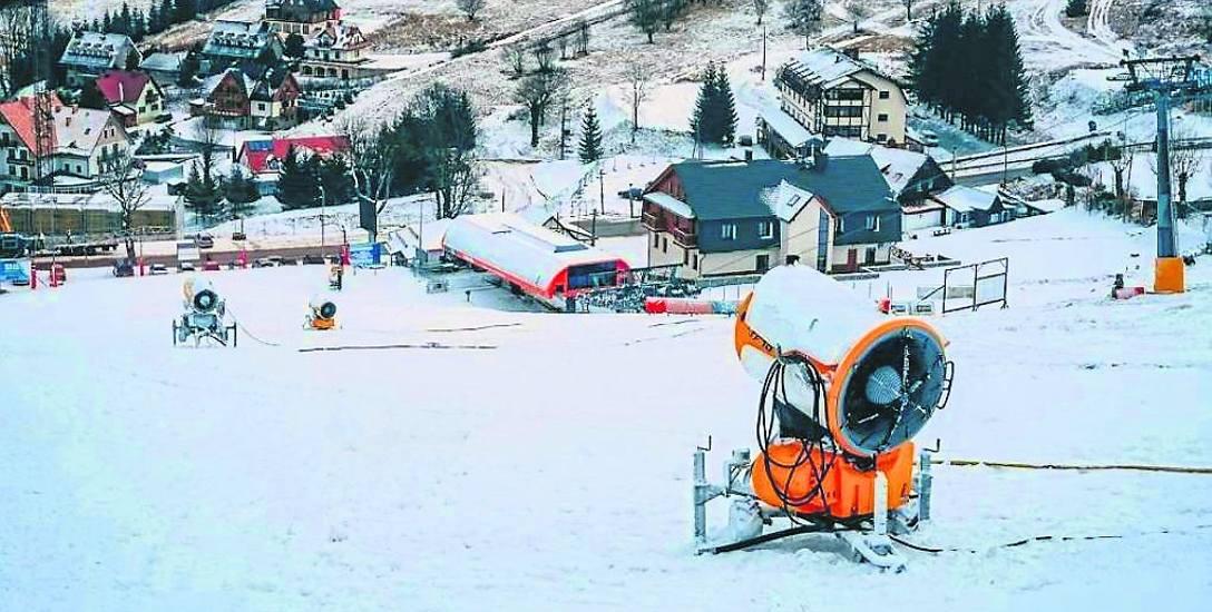 Zieleniec Ski Arena gotowa do sezonu. Kiedy pojawią się tu tłumy narciarzy?