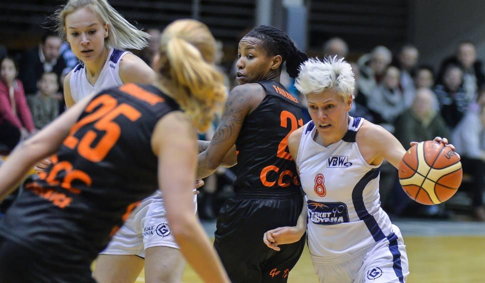 Film do artykułu: Basket Gdynia gromi w Eurocup