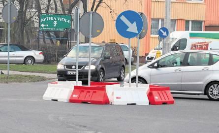 Kolejny eksperyment drogowy we Włocławku