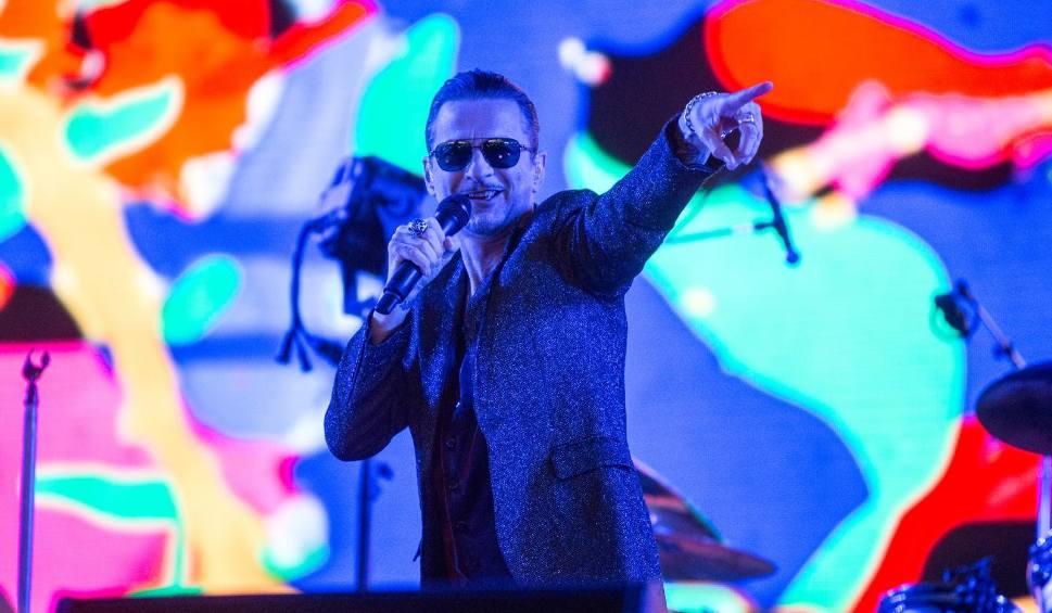 Film do artykułu: OPEN'ER 2018 - dzień drugi 5.07.2018: Depeche Mode, Massive Attack, Organek, Rasementalism, MO [line up, artyści, bilety, opaski, zdjęcia]