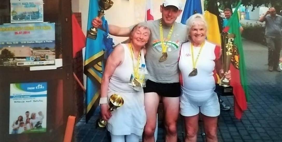Pani Janina jest mistrzynią świata, Europy i Polski w bieganiu. Ma 82 lata [zdjęcia]