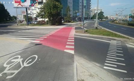 Droga rowerowa przy obwodnicy śródmiejskiej otwarta [ZDJĘCIA]