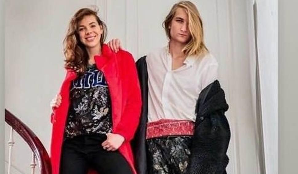 Film do artykułu: Krystian Przybylski z Kielc i Natalia Waletzko ze Starachowic - nasi młodzi projektanci robią karierę w Niemczech