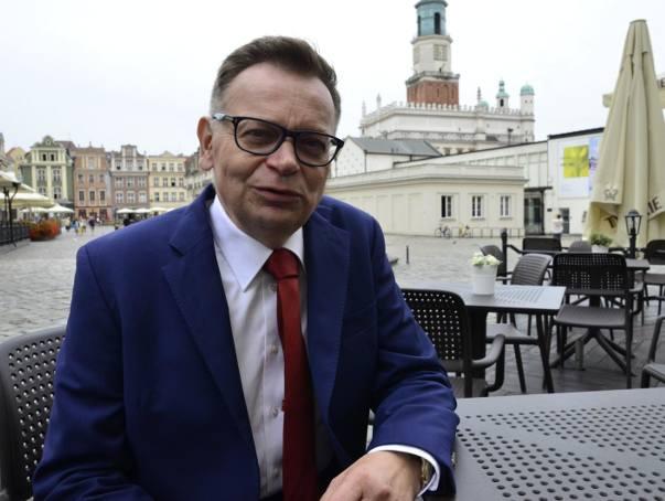 Tadeusz Zysk opuścił debatę prezydencką na MTP.