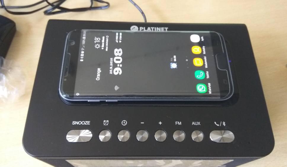 Film do artykułu: Platinet PMGQ10B: radiobudzik bluetooth z solidnym stereo i ładowarką indukcyjną - [NASZ TEST, FILM] - Laboratorium, odc. 14