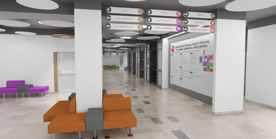 Uniwersytecki Dziecięcy Szpital Kliniczny w Białymstoku. Szpital zmienia oblicze (zdjęcia)