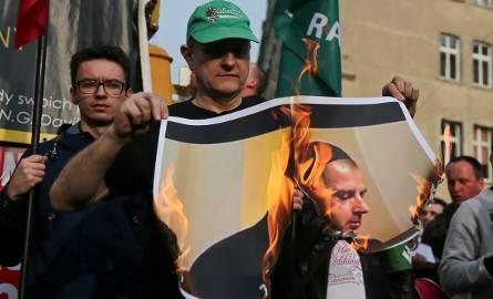 Marsz przeciwko Unii Europejskiej